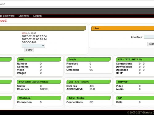 Xplico: Manipulator webymsg  error fix