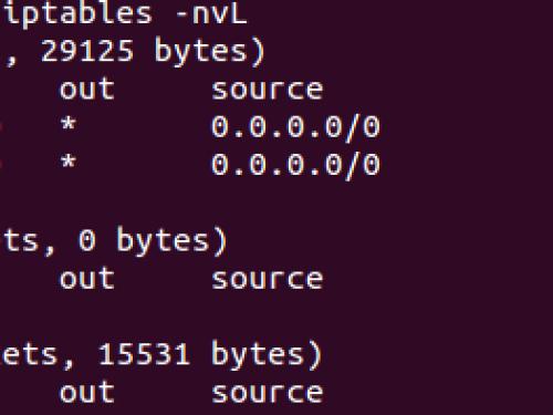 Linux: Permettere solo il traffico web sulla porta 80 e 443 con Iptables